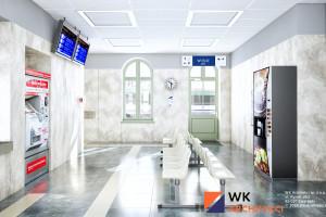 PKP wyremontuje zabytkowe dworce w Pobiedziskach i Kobylnicy