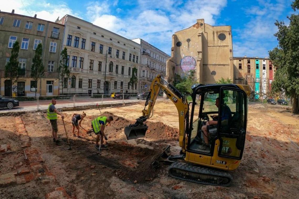 Centrum Łodzi wzbogaca się o nowy pasaż