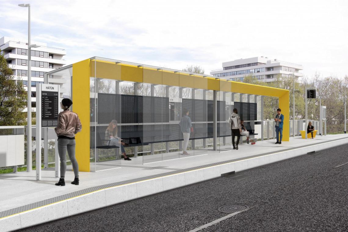 Polscy architekci zaprojektują przystanki na Islandii. Zwyciężyli w konkursie na projekt