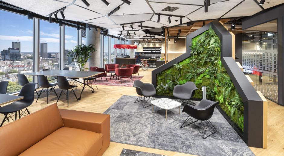 To jedno z najnowocześniejszych biur firmy w regionie. Design siedziby Cushman & Wakefield zaskakuje