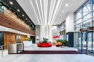 TOP: Wnętrza komercyjne z dobrym designem
