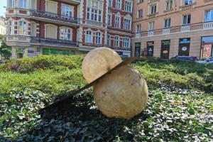 W Poznaniu stanęła nowa rzeźba projektu studentów