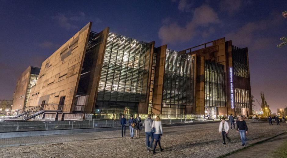 Europejskie Centrum Solidarności w Gdańsku: tu przed wirusem chroni nanotechnologia