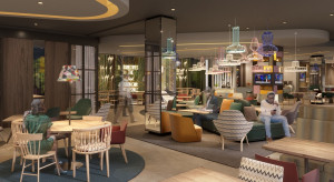 W przyszłym roku powstanie Hilton w Balicach. Projekt bryły i wnętrz to dzieło Iliard