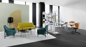 Nowa koncepcja biura od PearsonLloyd