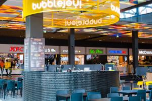 Łódzka Manfukatura po zmianach: nowy foodcourt i najnowocześniejszy Rossmann w Europie