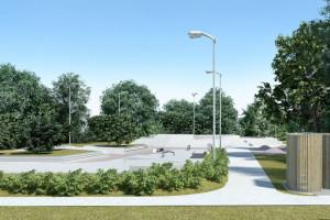 W Szczecinie powstanie nowoczesny skatepark