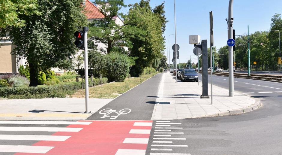 W Poznaniu powstają nowe drogi rowerowe. Połączą centrum miasta z Grunwaldem i Wildą
