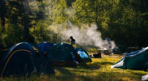 W Tarnawie Niżnej otwarto nowe pole biwakowe
