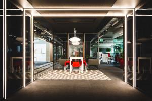 Zaglądamy do wnętrz nowej siedziby Wirtualnej Polski