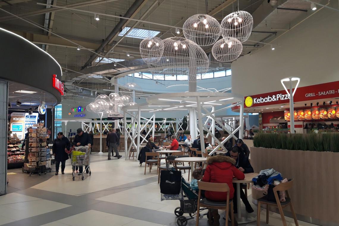 Wrocławskie centrum handlowe z certyfikatem BREEAM In-Use