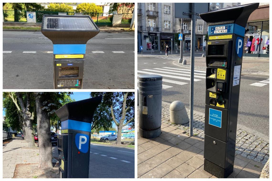 W Gdyni pojawią się nowe parkomaty z bateriami solarnymi