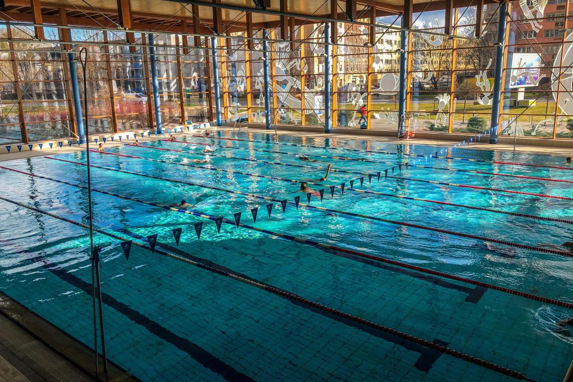 Basen sportowy we wrocławskim Aquaparku do remontu