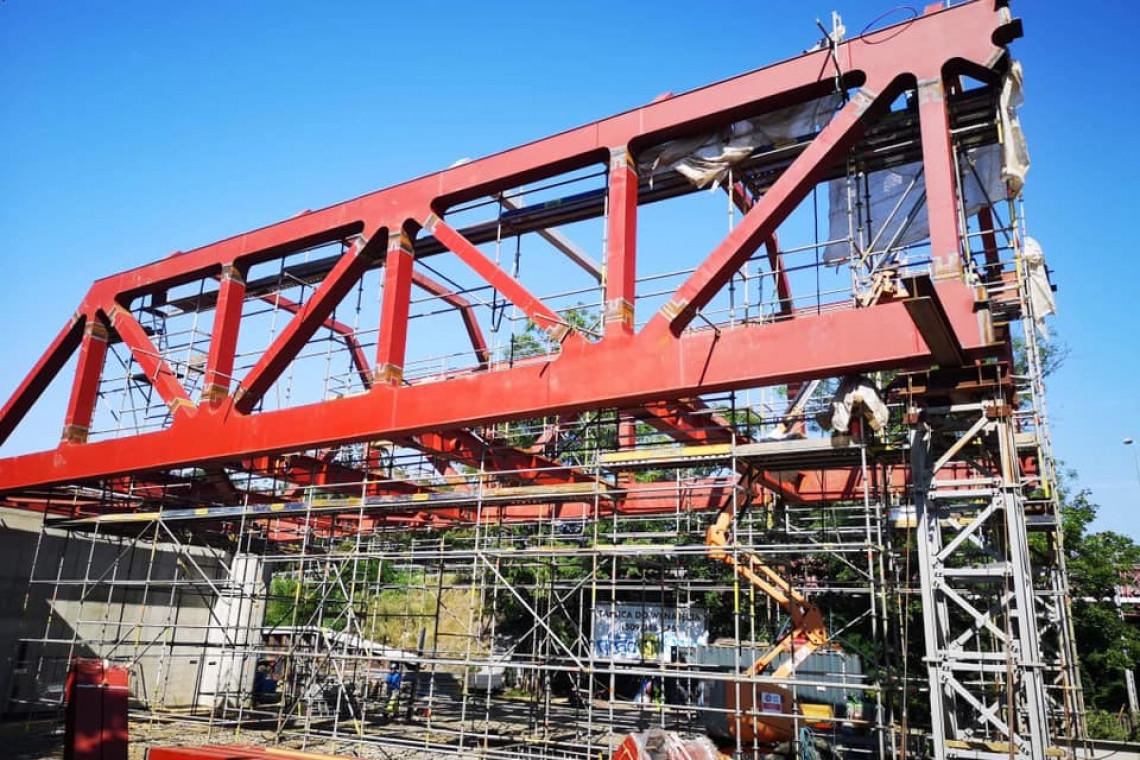 We Wrocławiu rośnie nowy wiadukt