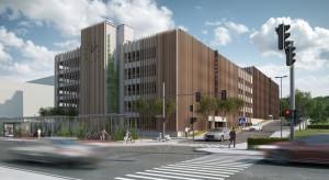 W Bydgoszczy powstanie wielopoziomowy parking. Wiadomo jak będzie wyglądać