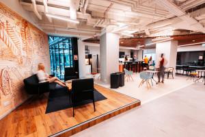 Coraz więcej innowacji w CIC Warsaw. Pora na cyfryzację branży nieruchomości i Internet Rzeczy