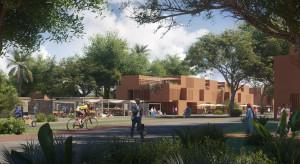 Architekci z Polski zaprojektowali miasto w Afryce