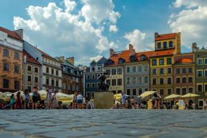 Warszawa organizuje spacery po wyremontowanych zabytkach