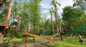 Park linowy, łąki kwietne, plaża miejska: przestrzeń wokół Gemini Park Bielsko-Biała się zmienia