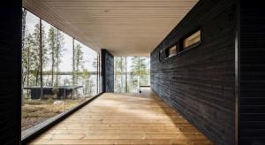 Drewno: idealny materiał na elewacje