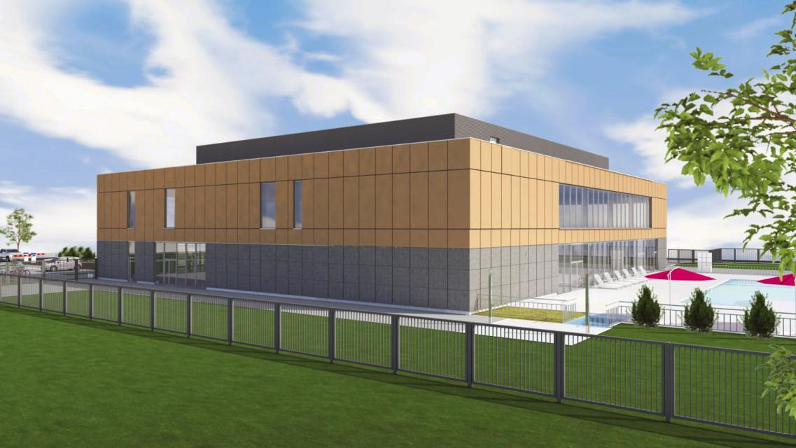 We Wrocławiu powstanie nowoczesny kompleks sportowo-rekreacyjny. Rusza budowa Aquaparku na Brochowie