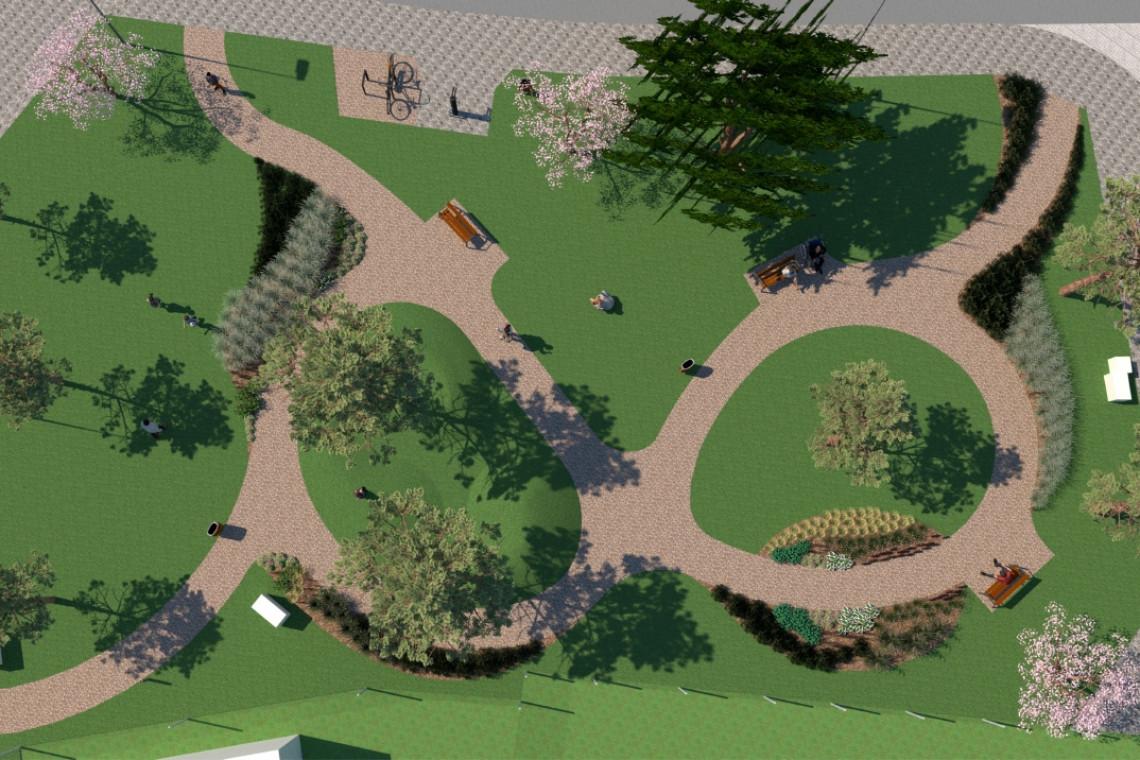 Gdynia szuka wykonawców czterech parków kieszonkowych