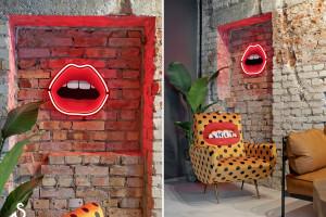 Zabawa pop-artem w projekcie gdyńskiej restauracji