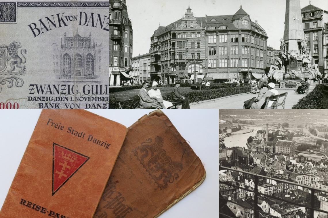 Do 22 listopada można obejrzeć wystawy z okazji 100-lecia Wolnego Miasta Gdańska