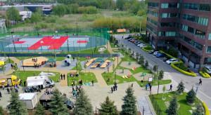 Kompleks Eximius Park z przedszkolem i żłobkiem dla pracowników