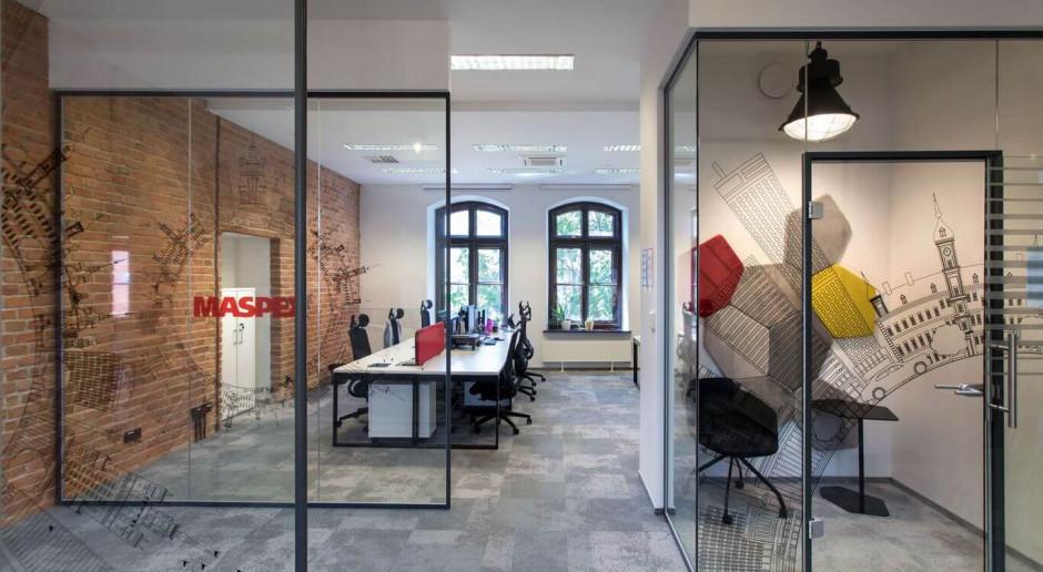 Nowe biuro potentata spożywczego w Centrum Praskim Koneser. Za projektem stoi Concept Space