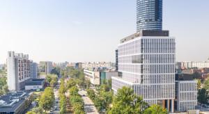 Zielony beton i zielone rozwiązania. Pierwsze budynki wrocławskiego Centrum Południe już gotowe