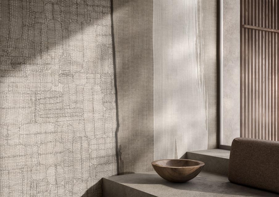 Ta najnowsza kolekcja grafik ściennych to ukłon w stronę japońskiej sztuki