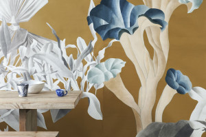 Wymyślne grzyby i owoce marakui. Ta nowa kolekcja tapet mocno zaskakuje