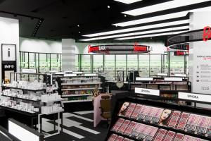 Wielkie otwarcie flagowej perfumerii Sephora w Polsce!