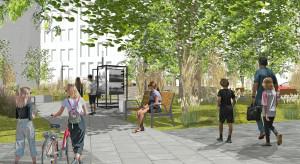 Finalna koncepcja przebudowy poznańskiego skweru. To efekt prac m.in. Front Architects