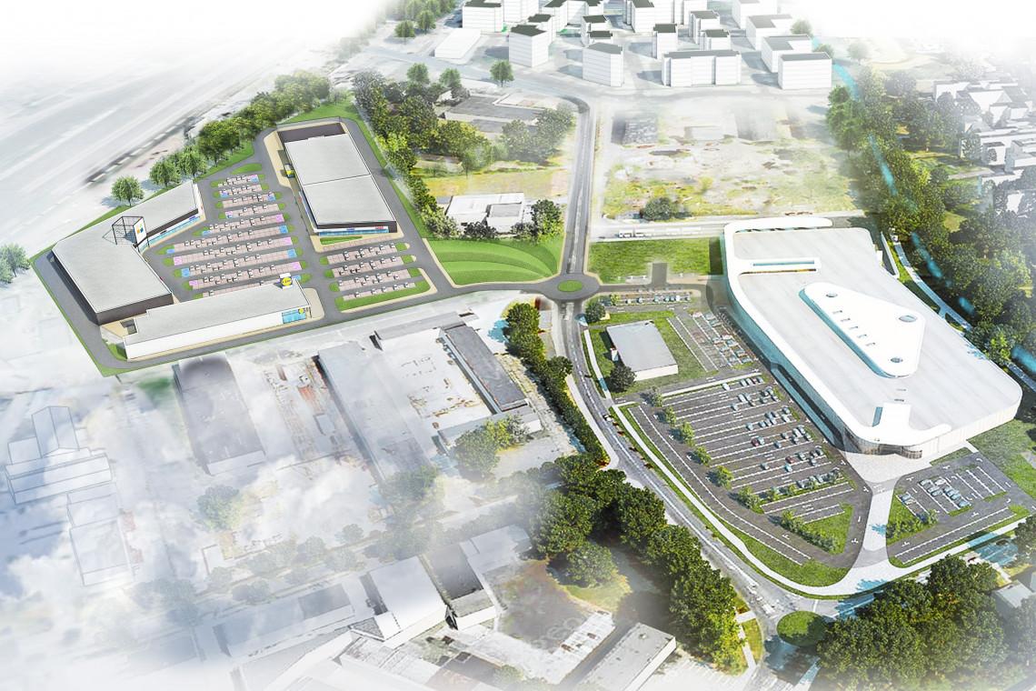 Centrum handlowe we Wrześni czeka rozbudowa