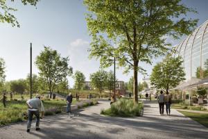 Wilanów Park - coraz bliżej budowy wielofunkcyjnej przestrzeni w Wilanowie. W planach m.in. konkurs na projekt