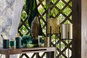 Nie daj się jesieni! Aranżacja wnętrza w stylu Bali