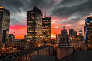 Raport: Warszawa przeżywa budowlany boom. Rok 2020 będzie rekordowy