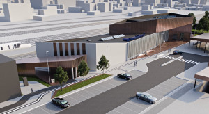 Znamy projekt nowego dworca kolejowego we Włocławku