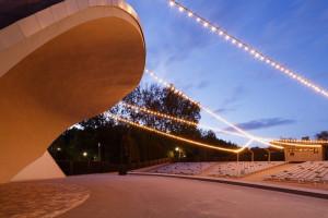 Amfiteatr Muszelka z Sosnowca najlepszą przestrzenią publiczną na Śląsku. To wybór mieszkańców