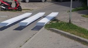 Trójwymiarowe przejścia dla pieszych zwiększają bezpieczeństwo