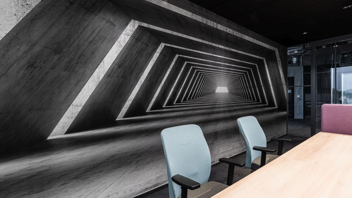 Skandynawski styl z pazurem. Nowe biuro Visma Software projektu The Design Group