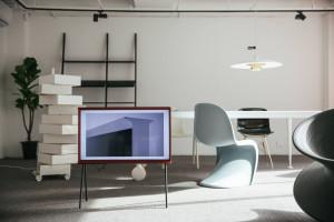 Telewizory coraz bardziej designerskie. Ten debiutuje właśnie w Polsce