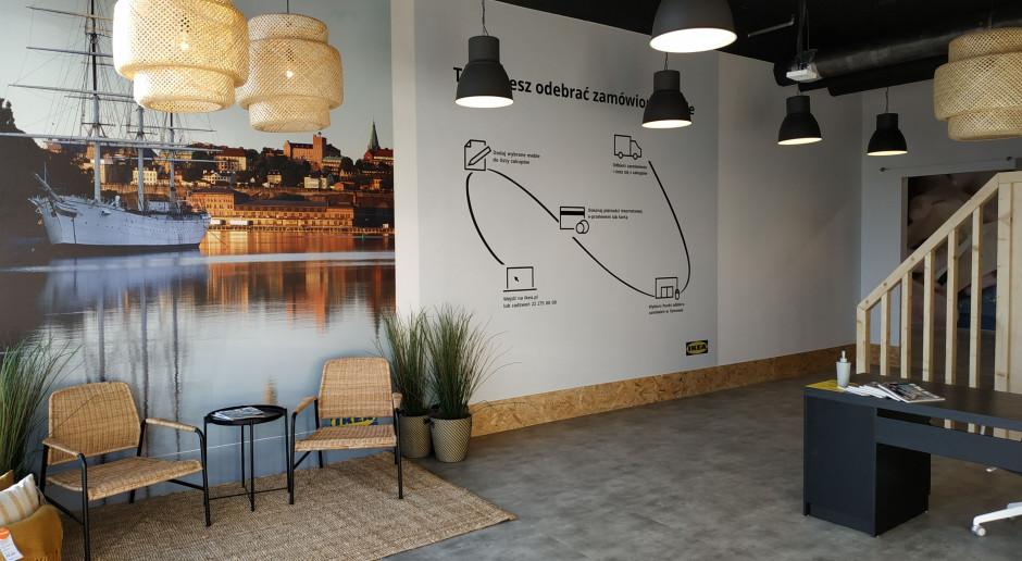 Kolejny Punkt Odbioru Zamówień IKEA na mapie Polski