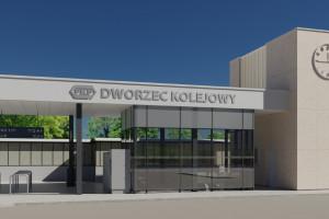 PKP buduje nowe dworce w Biadolinach Szlacheckich i Sterkowcu