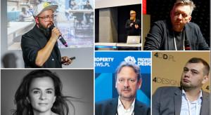 Świat architektury i designu na Property Forum 2020. Oni będą z nami!