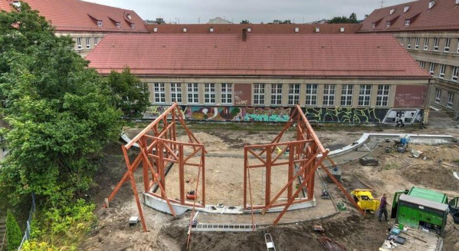 W ramach Budżetu Obywatelskiego Gdańska powstaje mini-amfiteatr