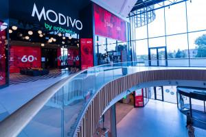 Stacjonarny sklep Modivo z nagrodą w międzynarodowym konkursie