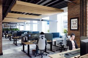 Tak mogą wyglądać industrialne biura w Wola Retro